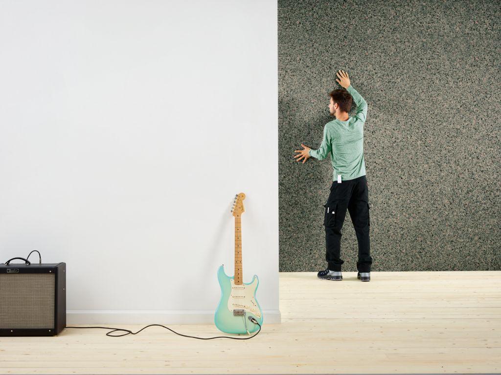 Silentwall réduit de 12 décibels les nuisances sonores