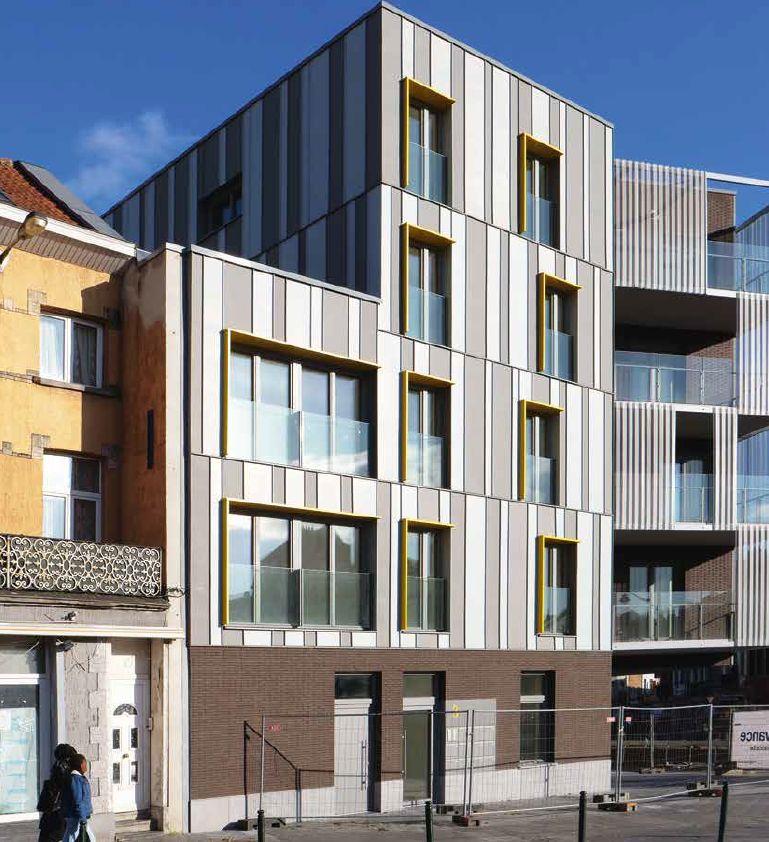 Piers-Schmitz: voorbeeldgebouw voor Molenbeek