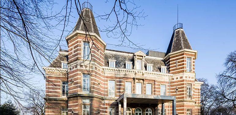 Renovatie Groenendaalcollege tovert kasteel om tot eigentijdse school