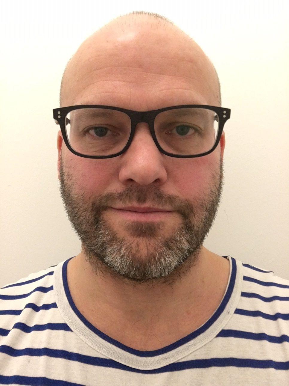 Lionel Bousquet, directeur BXLMRS  Architects