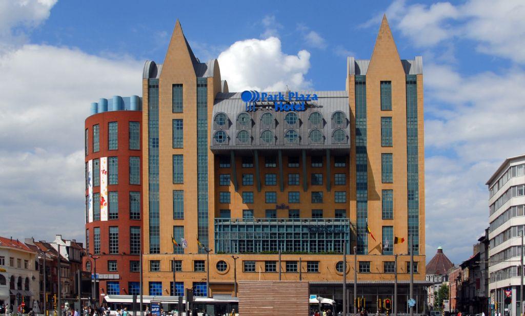 Rénovation du Radisson Blue Hotel à Anvers