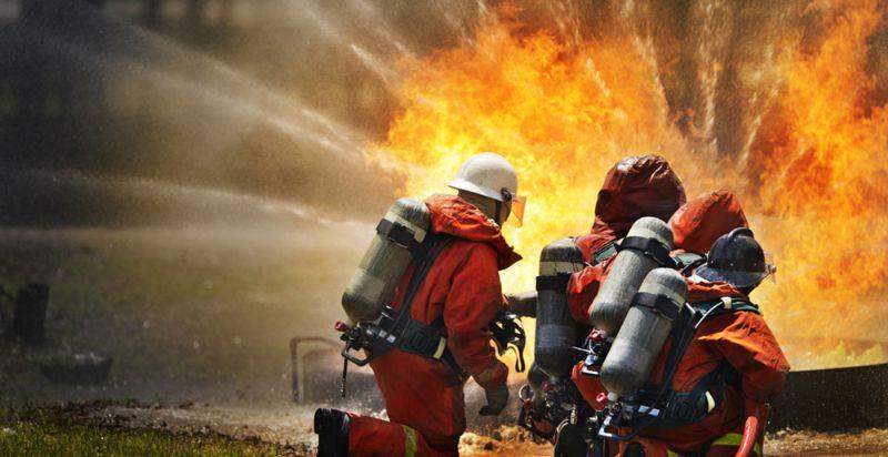 Studiedag brandveiligheid op de arbeidsplaatsen