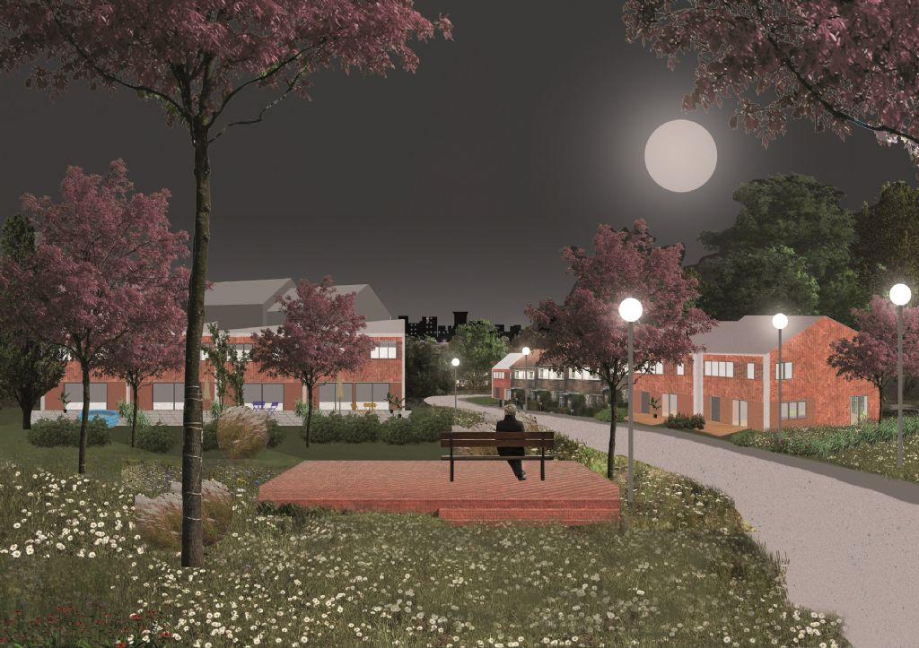 Densification de la cité-jardin du Homborch à Uccle