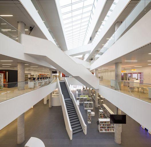 New Halifax Central Library. Schmidt Hammer Lassen + Fowler Bauld & Mitchell.
