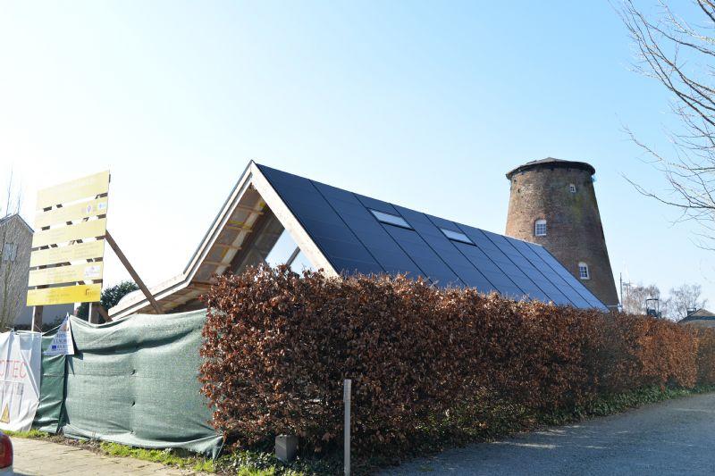 """IZEN: """"Wij bouwen meest energiezuinige huis van het land"""""""