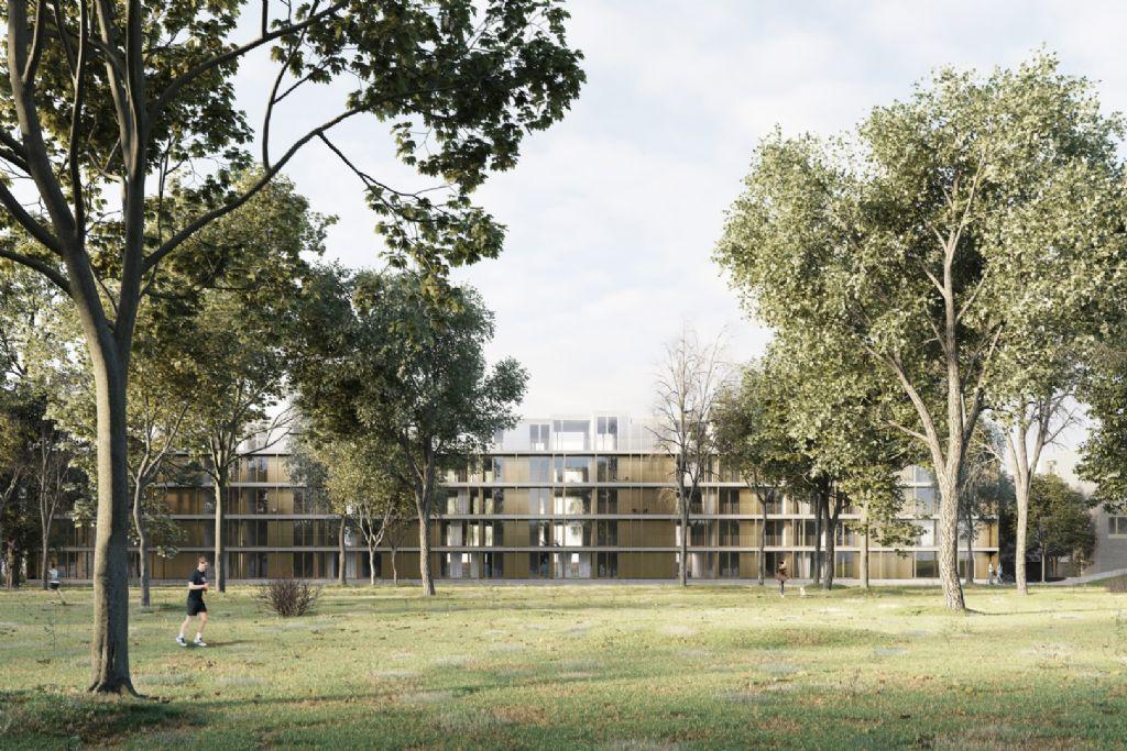 Des architectes portugais concevront le Motown Parc à Anderlecht