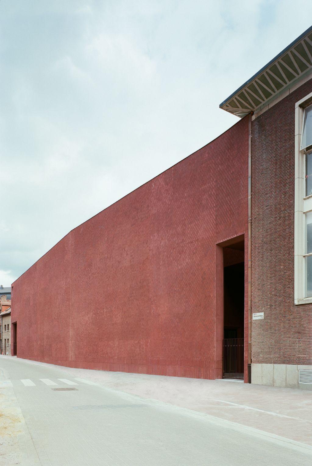 Z33 House for Contemporary Art, Design & Architecture, Francesca Torzo