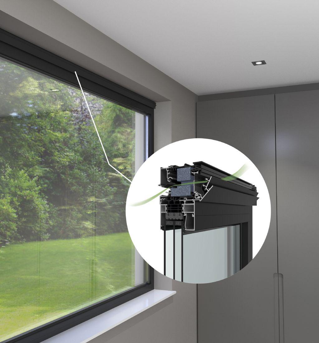 Renson présente les aérateurs Invisivent Air et Invisivent Comfort
