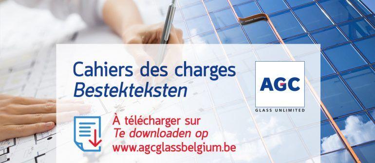 AGC Glass : les descriptifs pour cahier des charges à portée de souris