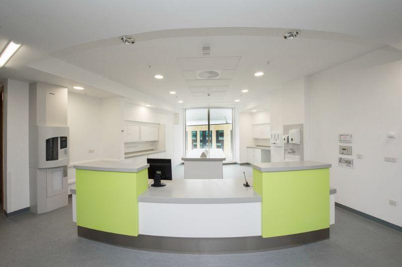Southmead Hospital.