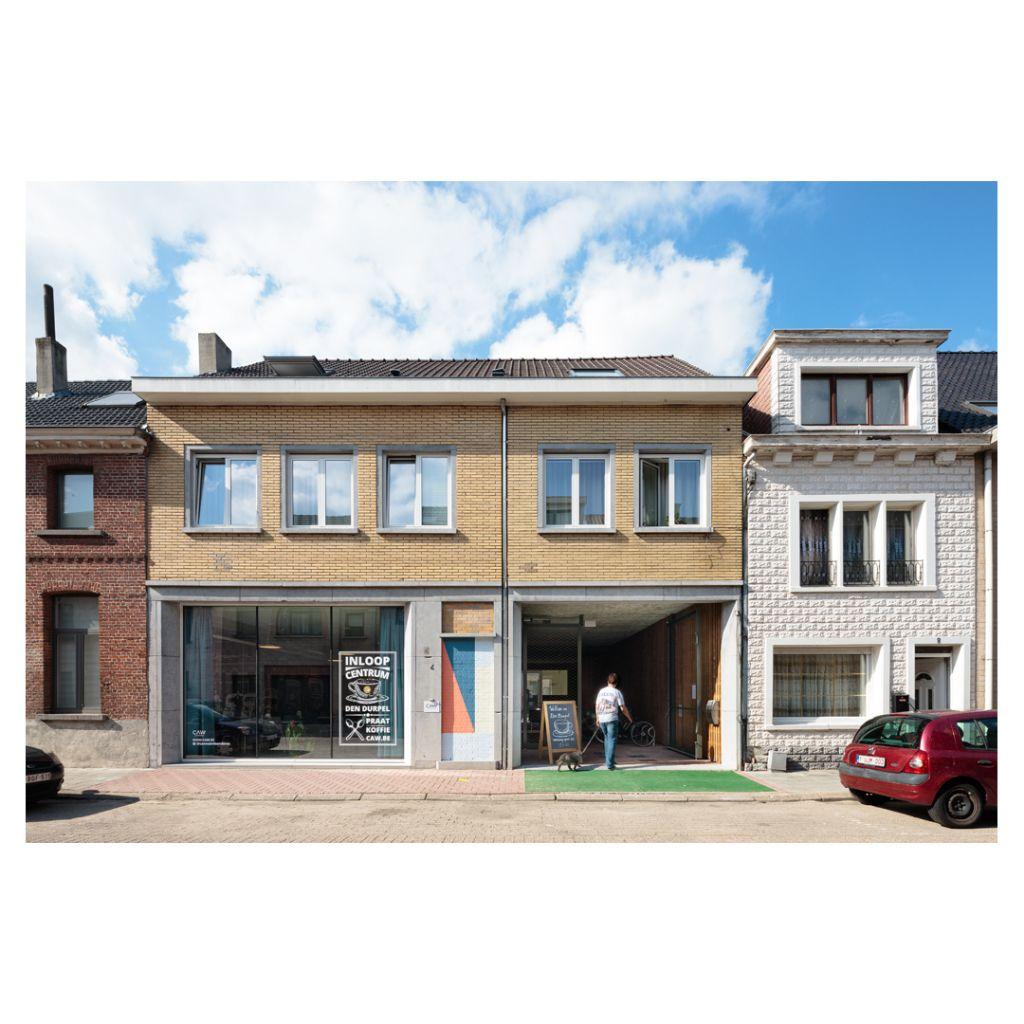 CAW Oost-Vlaanderen werd bekroond voor het project Biekens in Sint-Niklaas