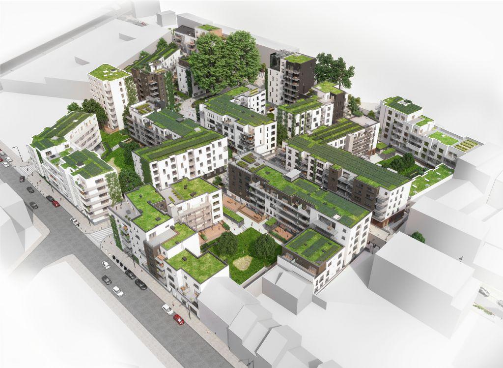 Tivoli GreenCity in Molenbeek