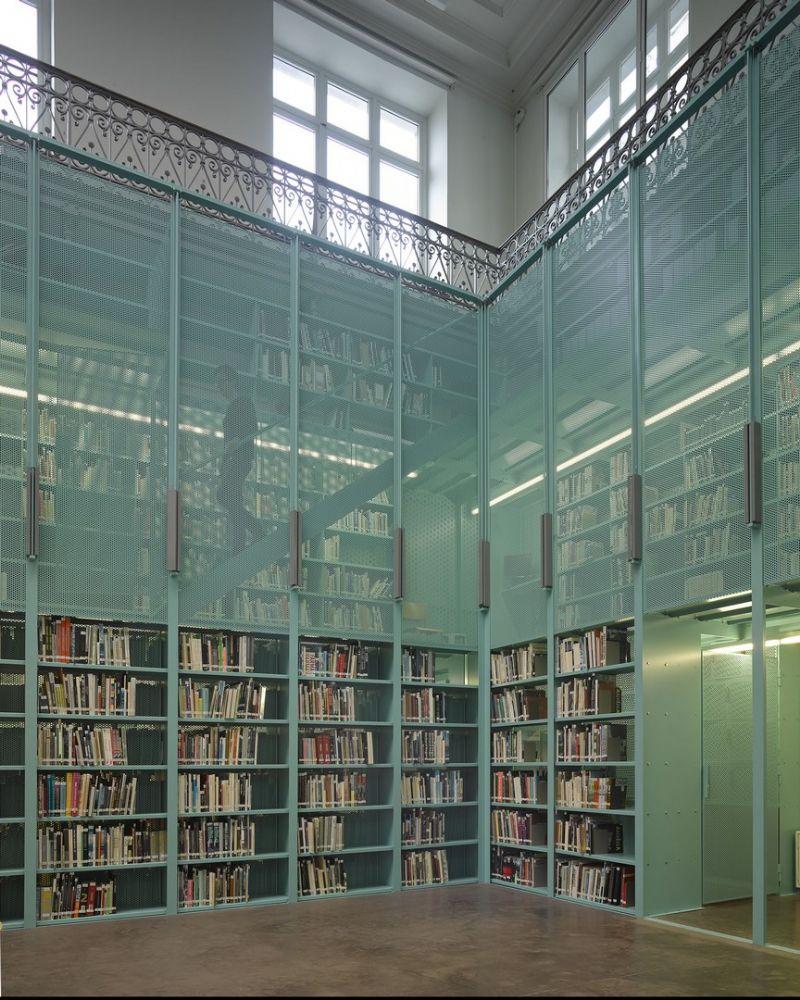 Faculteitsbibliotheek,  Universiteit Gent – arch. OFFICE Kersten Geers David Van Severen