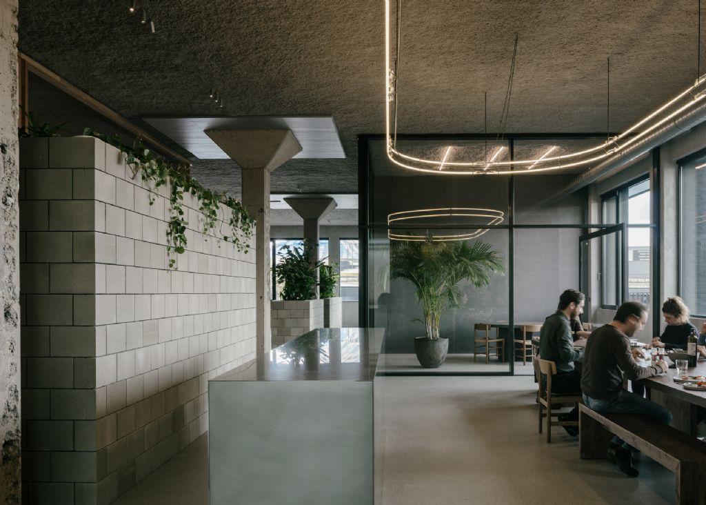 Kantoor PUUR interieurarchitecten