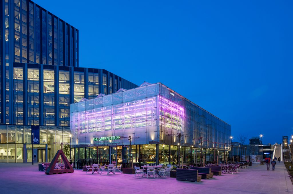 The Green House: Hoe bouw je een circulair gebouw?