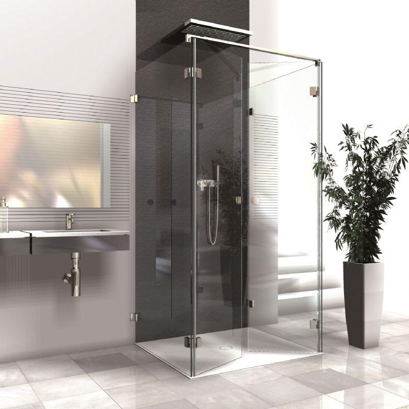 Aquaconcept : une paroi de douche toujours brillante