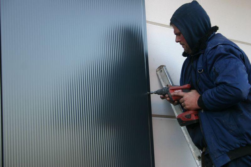 Xella développe un concept de façade mince pour la construction industrielle