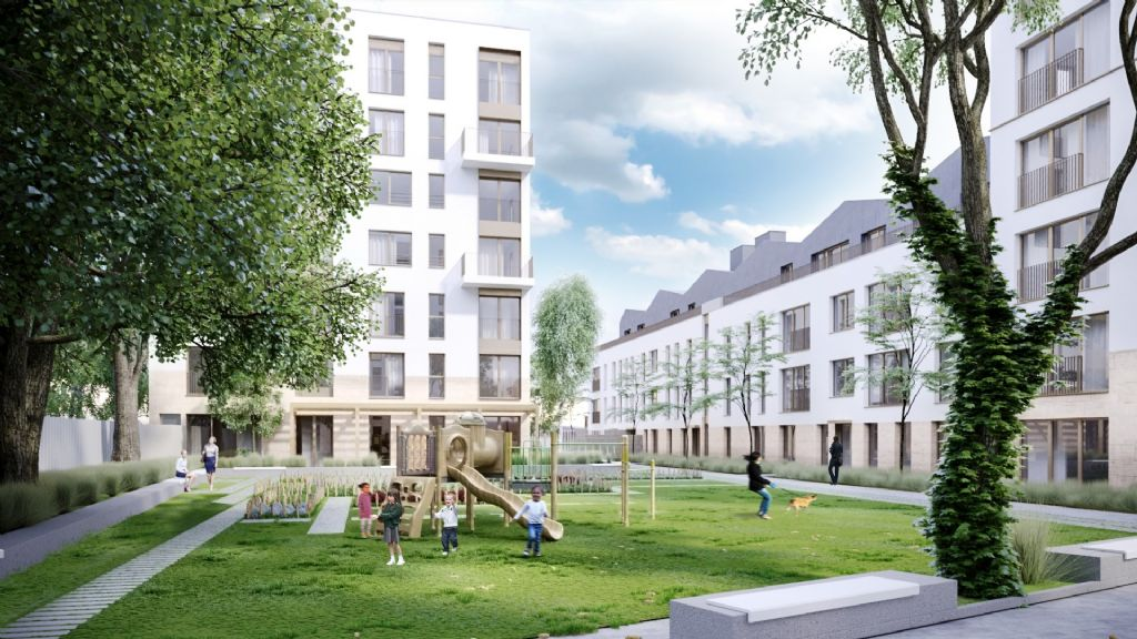 NorthCity : nouveaux espaces PME et logements à finalité sociale