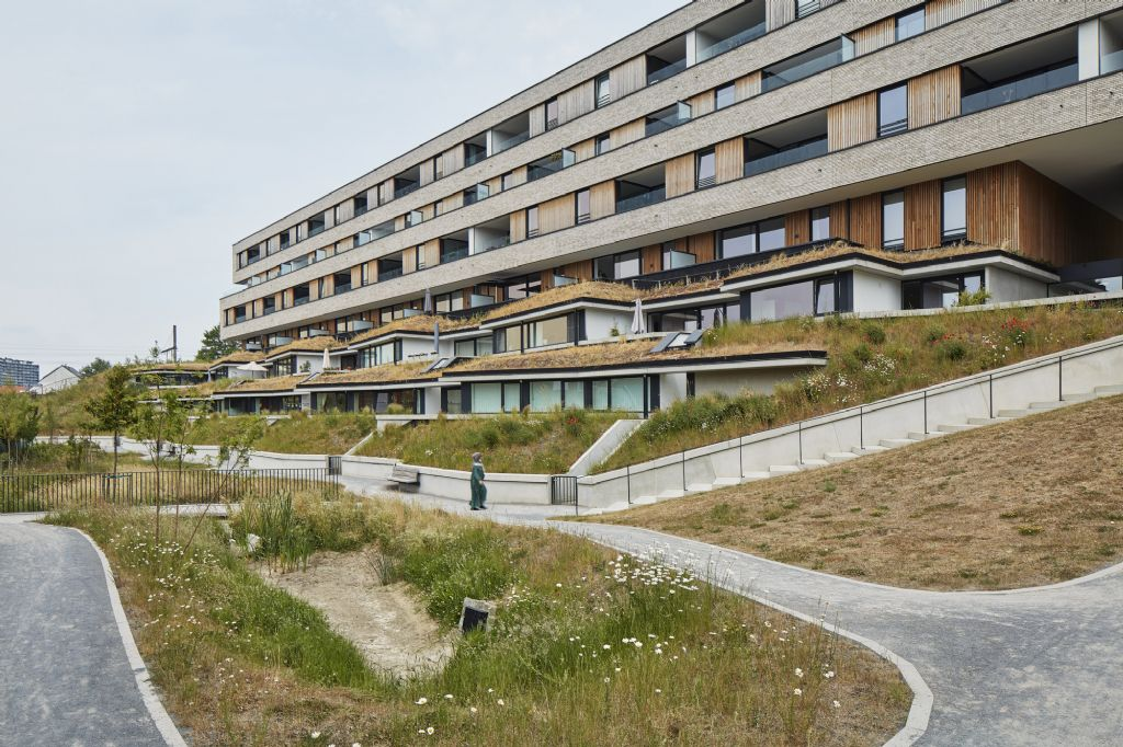 Projectontwikkeling Residentie Leeuweriken
