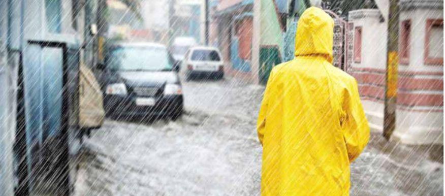 Daken benutten als inzet tegen wateroverlast