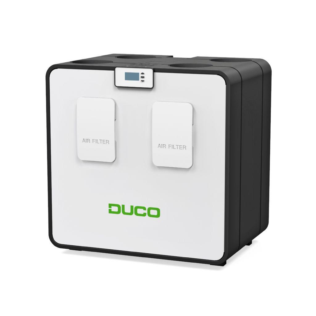 Un nouveau système de ventilation double flux compact pour Duco