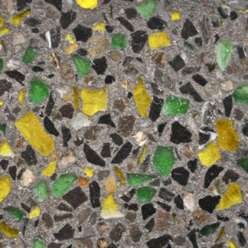 De klant kan kiezen uit verschillende materialen, waardoor andere kleurencombinaties mogelijk worden.