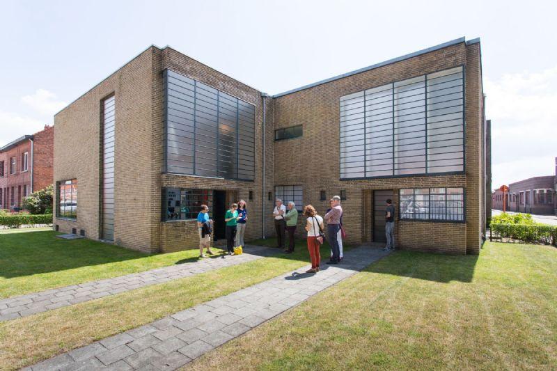 Architectuurtocht de Turnhoutse School.