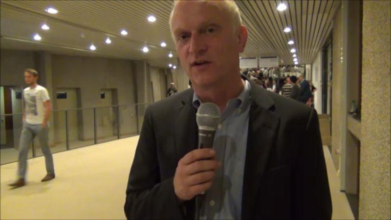 Bouwmeesterdebat: Directeur VAi Christoph Grafe