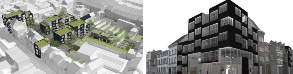 Inbreiding bij meergezinswoningen - Urban Platform