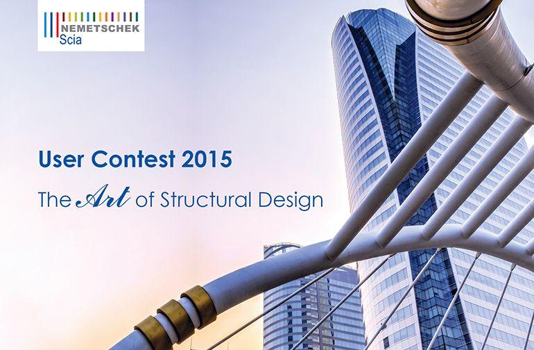 Nemetschek Scia organiseert The Art of Structural Design 2015