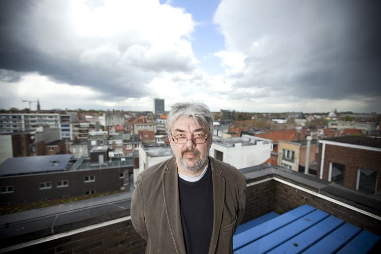 Portret Filip Canfyn