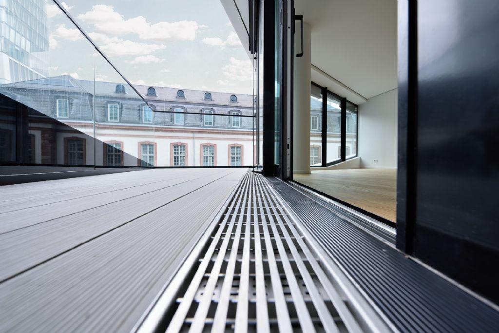 ACO toont nieuwe producten op Belgian Roof Day