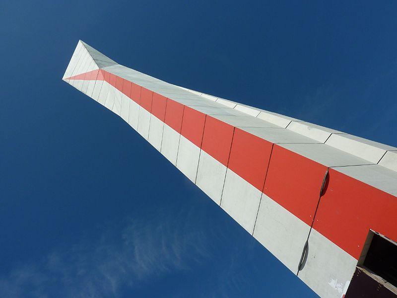 PRECAST IN INFRASTRUCTURE AWARD: Radartoren Oostende.