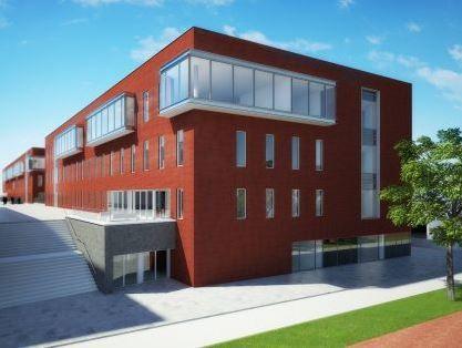 UZ Leuven Campus Gasthuisberg fase IVa door THV AR-TE / dJGA / STABO.