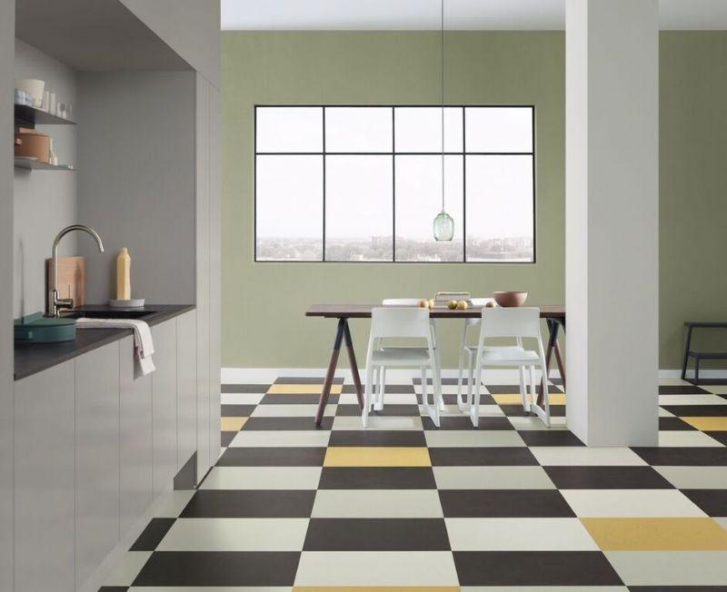 Forbo Flooring: Marmoleum Click-collectie