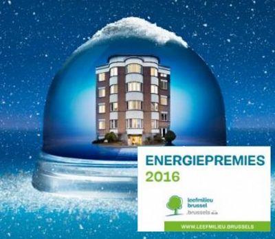 Energiepremies 2016: nieuw en vlotter stelsel voor collectieve voorzieningen