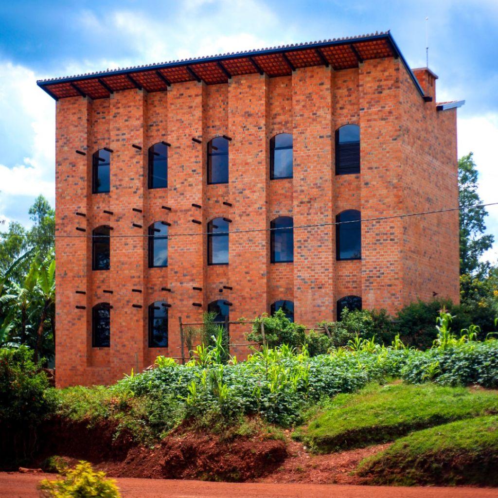 School, Rwanda.