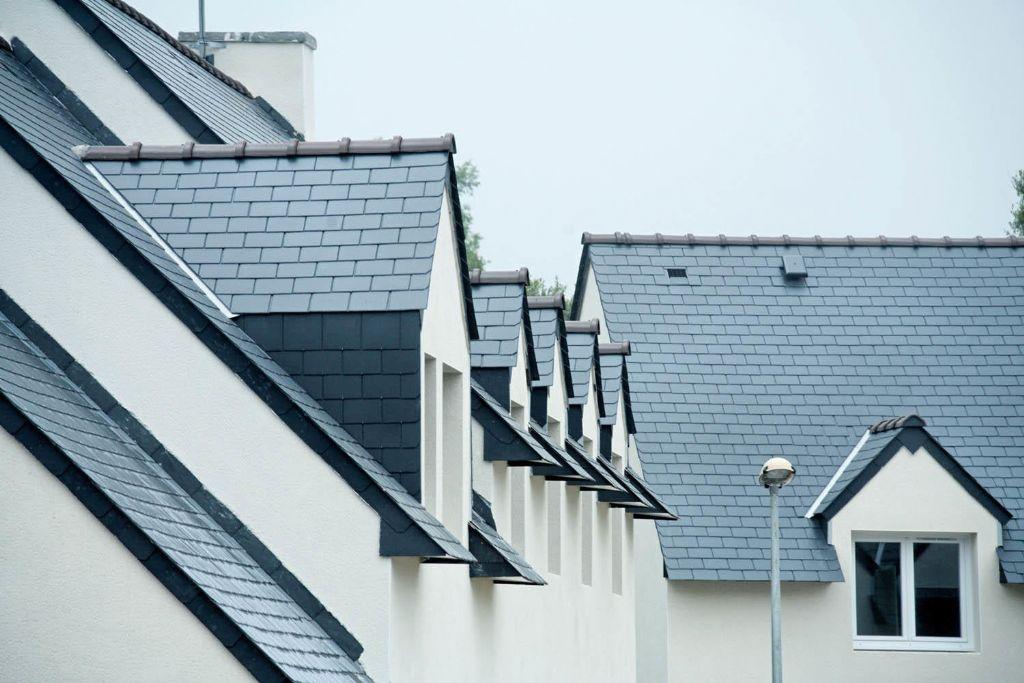 Leien van vezelcement: een duurzame oplossing voor elk dak