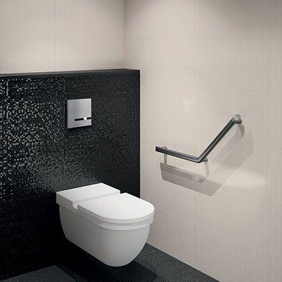 Accessibilité des salles de bains : vers davantage de design