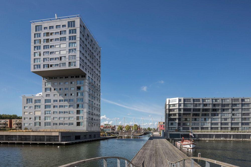 Des architectes s'exposent en permanence à Almere