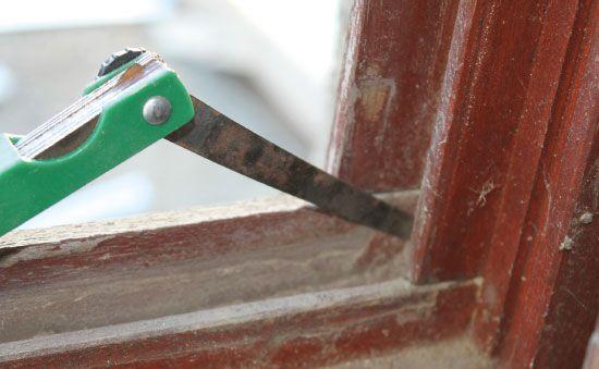 Rénovation des fenêtres existantes