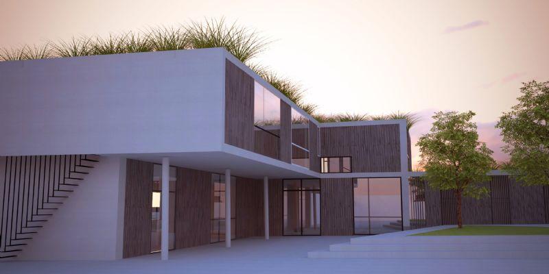 Architectenbureau Bressers breidt kleuterschool Windekind uit
