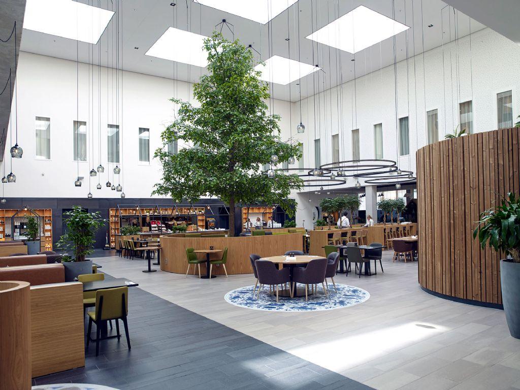 Duurzaam ontwerp met Nederlands tintje in nieuw hotel