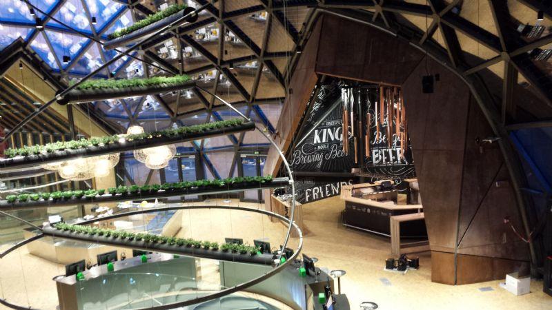 Du bois durable à l'Exposition Universelle de Milan