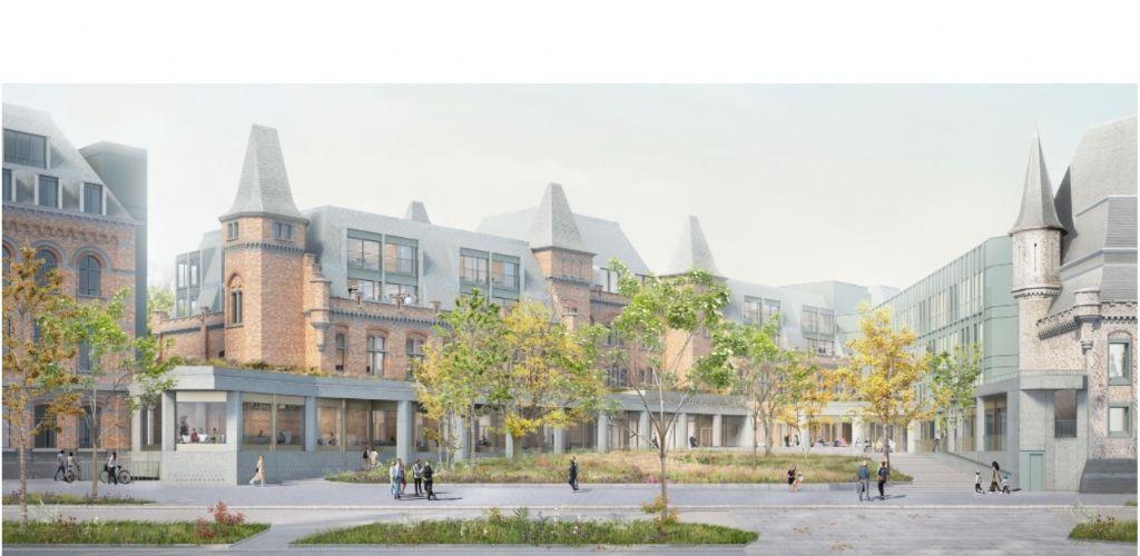 Leopoldskazerne van B2Ai, 360 architecten en Sergison Bates prijkt op shortlist World Architecture Festival Awards 2021