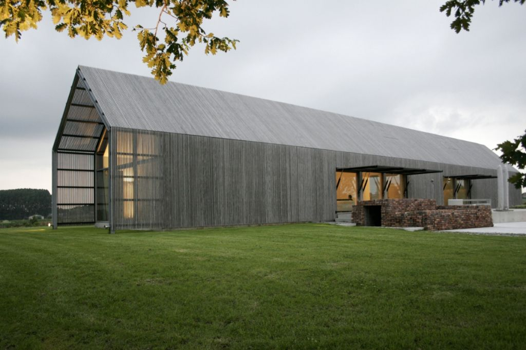 """Barn House"", par BURO II"