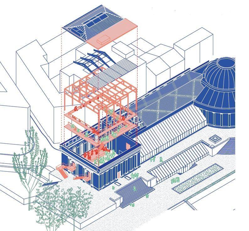Attribution du marché d'architecture pour la rénovation du Bota