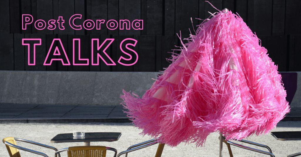 PostCoronaTalks: wat met publieke ruimte na corona?
