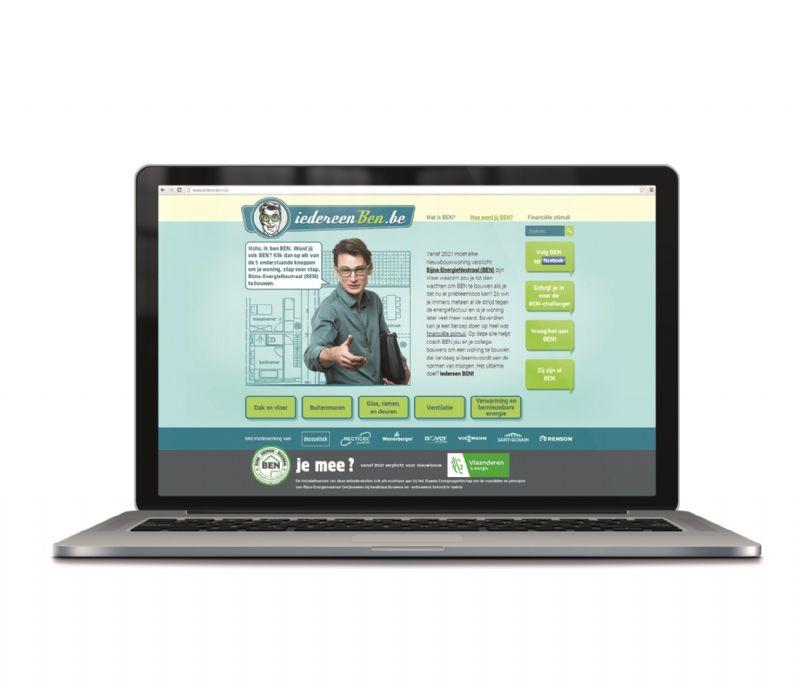 Profilez-vous comme précurseur BEN sur www.IedereenBEN.be !