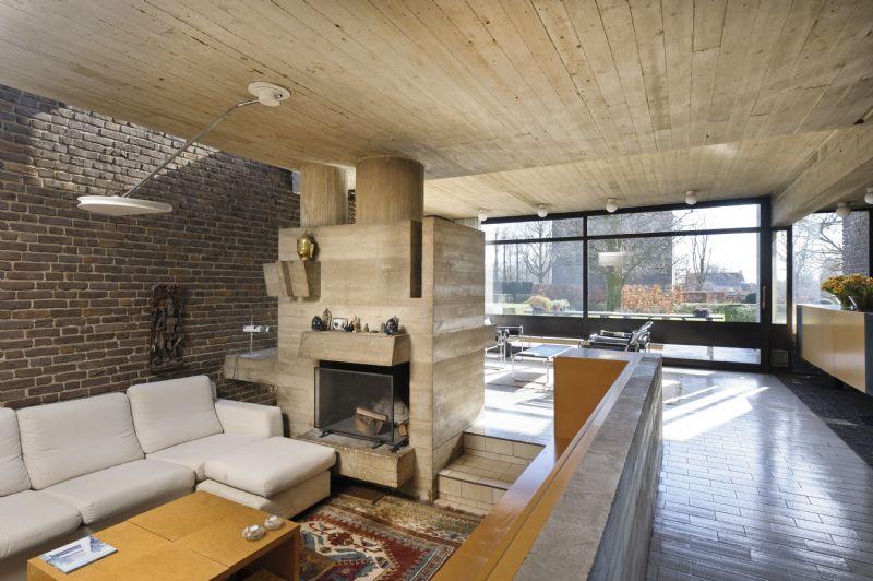 Architectenbureau en woning, Turnhout 1964.